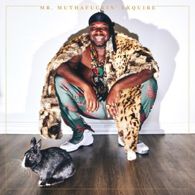 Mr. Muthafuckin' eXquire - Mr. Muthafuckin' eXquire (Orange Vinyl LP)