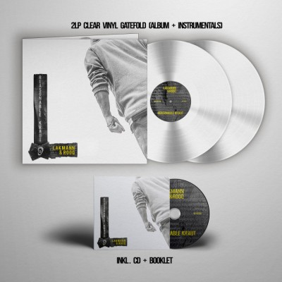 Lakmann & Rooq - Reasonable Kraut (Ltd. Clear 2LP + CD)