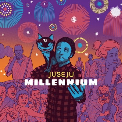 Juse Ju - Millennium (+ Bonusalbum Massig Jiggs Popbizenemy)