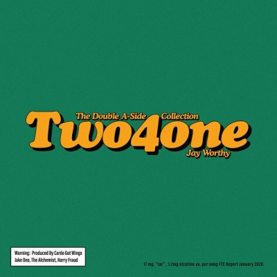 Jay Worthy - Two4one