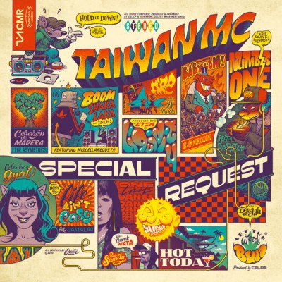 Taiwan MC - Special Request
