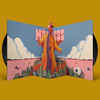 Mädness - Mäd Löve (Ltd. Pop-Up Vinyl)