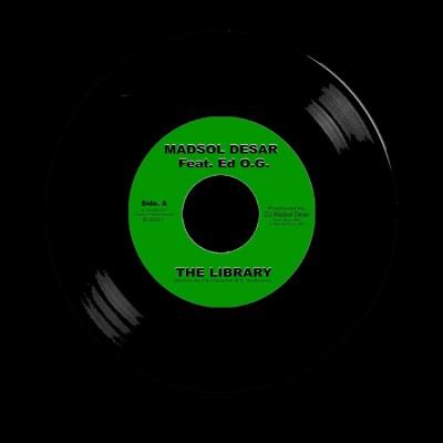 Madsol Desar & Ed O.G. - The Library