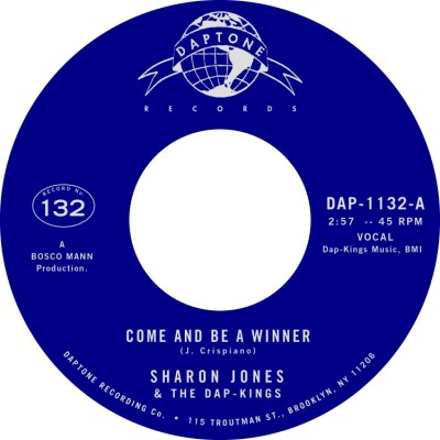 Sharon Jones & The Dap-Kings - Come & Be A Winner