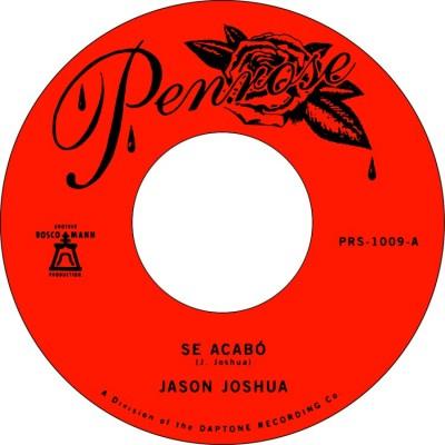 Jason Joshua - Se Acabo / La Mariposa