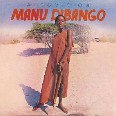 Manu Dibango - Afrovision (Red Vinyl)