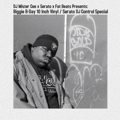 Notorious B.I.G. - Biggie B-Day 10 Inch (Serato DJ Control Special)
