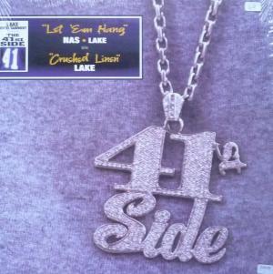 Nas, Lake / Lake - Let 'Em Hang / Crushed Linen