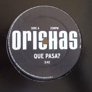 Orishas - ¿Qué Pasa?