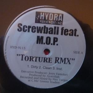 Screwball - Torture (Remix) / Street Life