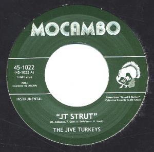 The Jive Turkeys - JT Strut