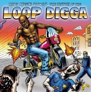 Madlib - History Of The Loop Digga, 1990-2000