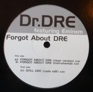 Dr. Dre - Forgot About Dre
