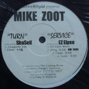 Mike Zoot - Turn / Service / High Drama