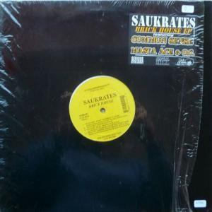 Saukrates - Brick House EP