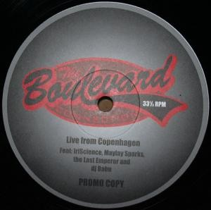 Boulevard Connection, The - Live From Copenhagen