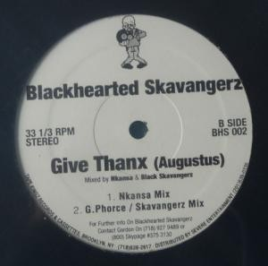 Blackhearted Skavangerz - Poison Pill