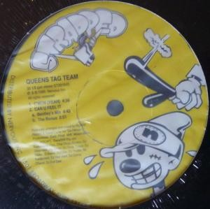 Queens Tag Team - Jump Around / Funky / C'mon (Yeah) / Can U Feel It