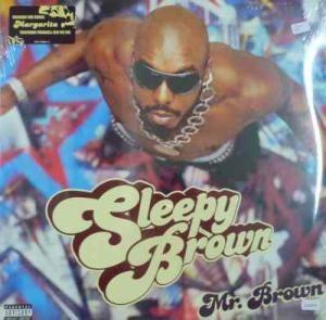 Sleepy Brown - Mr. Brown
