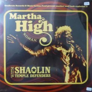 Martha High - W.O.M.A.N.