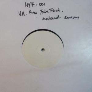 Various - New York's Finest - The Unreleased Remixes