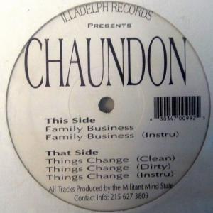 Chaundon - Family Business