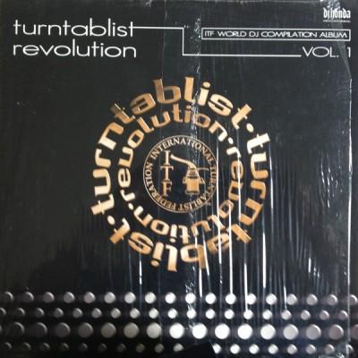 Various - Turntablist Revolution Vol. 1