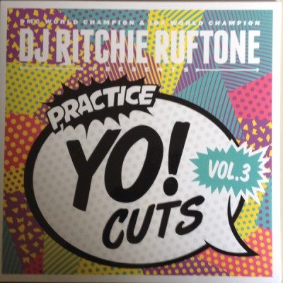 Ritchie Ruftone - Practice Yo! Cuts Vol.3