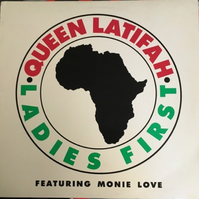Queen Latifah - Ladies First