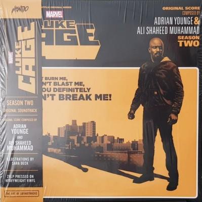 Adrian Younge & Ali Shaheed Muhammad - Marvel's Luke Cage Season Two - Original Soundtrack