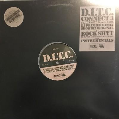 D.I.T.C. - Connect 3 / Rockshyt
