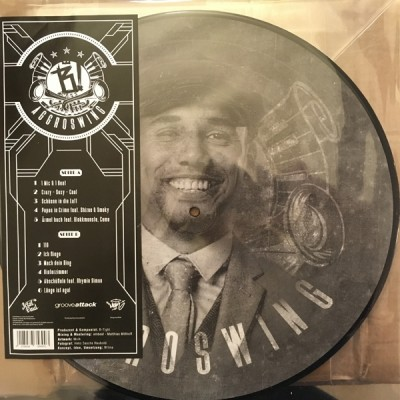 B-Tight - Aggroswing (Picture Disc)