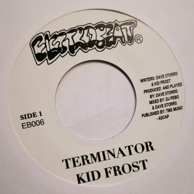 Kid Frost - Terminator / Rough Cut