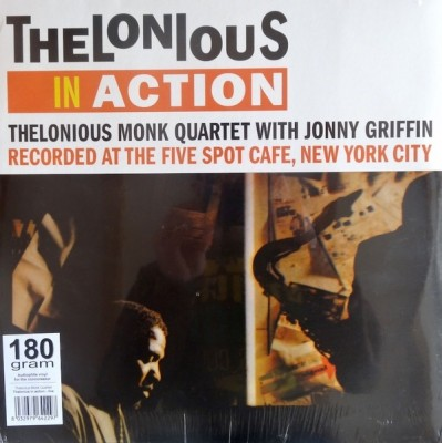 The Thelonious Monk Quartet - Thelonious In Action