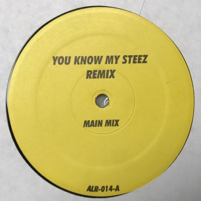 Gang Starr - You Know My Steez Remix