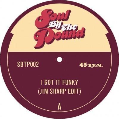 Jim Sharp - Soul By The Pound Volume 2