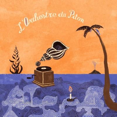 Les Pythons de la Fournaise - L'Orchestre Du Piton
