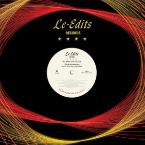 Leo Sayer / Average White Band - Easy To Love / Let's Go Round Again (Dimitri From Paris Remixes)