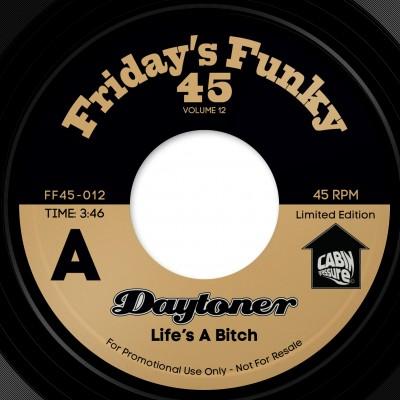 Daytoner - Friday's Funky 45 Vol.12