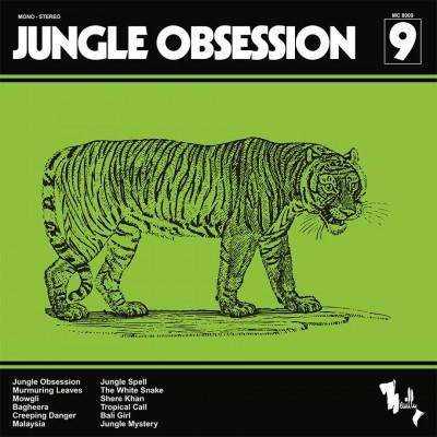 Nino Nardini & Roger Roger  - Jungle Obsession