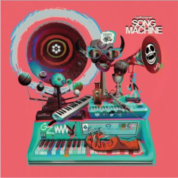 Gorillaz - Song Machine: Season One - Strange Timez (Deluxe Edition)