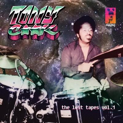 Tony Cook - The Lost Tapes Vol. 1 (Ltd. Purple Colored)
