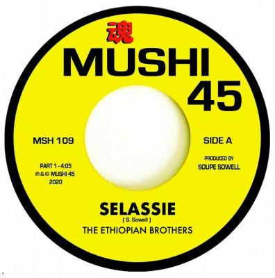 The Ethiopian Brothers - Selassie (Part 1) / Selassie (Part 2)