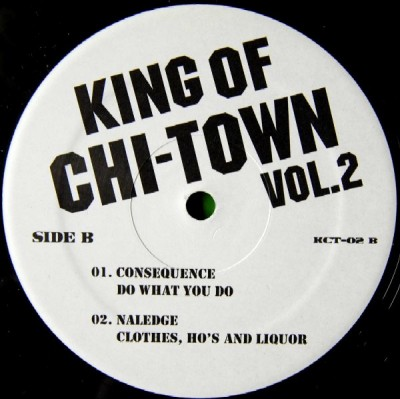 Various - King Of Chi-Town Vol.2