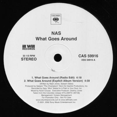 Nas - What Goes Around (Poison)