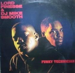 Lord Finesse - Funky Technician