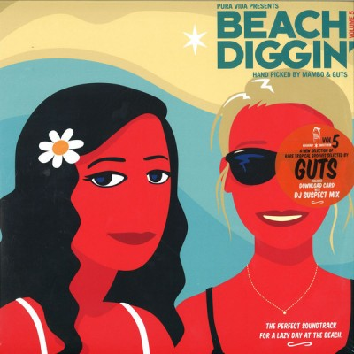 Various - Pura Vida Presents: Beach Diggin' Volume 5