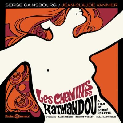 Serge Gainsbourg - Les Chemins De Katmandou