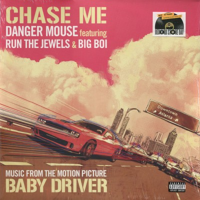 Danger Mouse + Run The Jewls + Big Boi - Chase Me