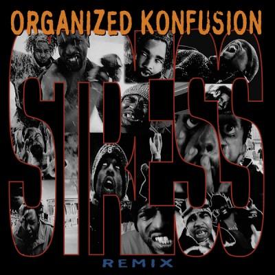 Organized Konfusion - Stress (Large Pro Remix)